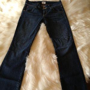 Hudson dark jeans size 28